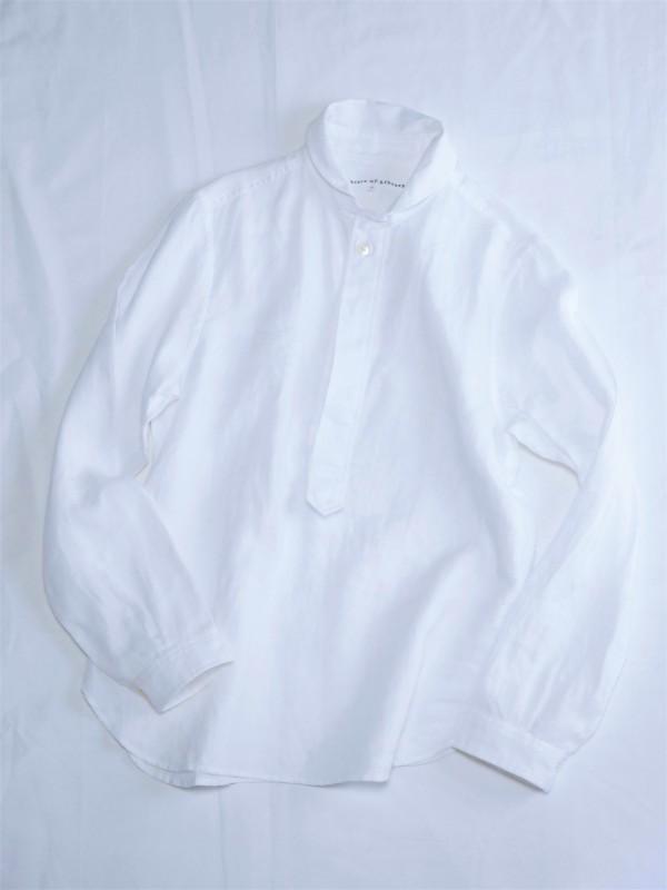 416401 ロイヤルマリンシャツ ¥14.000+tax Col.#1オフ白 Size#1#2