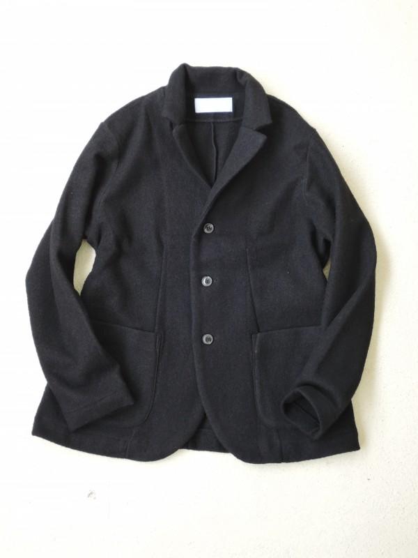 216312 カーサリングジャケット ¥20.000+tax Col.#1ネイビー #2ブラック Del.10月